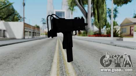 No More Room in Hell - MAC-10 for GTA San Andreas second screenshot