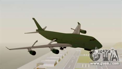 GTA 5 Jumbo Jet v1.0 for GTA San Andreas