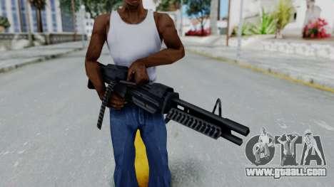 Vice City M60 for GTA San Andreas