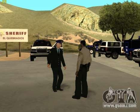 The Skin Is Sergei Glukharev for GTA San Andreas forth screenshot