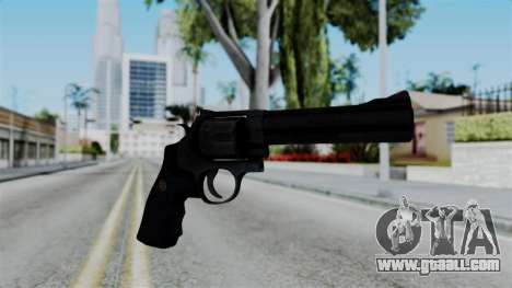 No More Room in Hell - Smith & Wesson 686 for GTA San Andreas