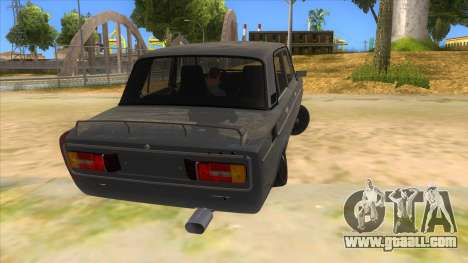 VAZ 2106 Drift Edition for GTA San Andreas right view