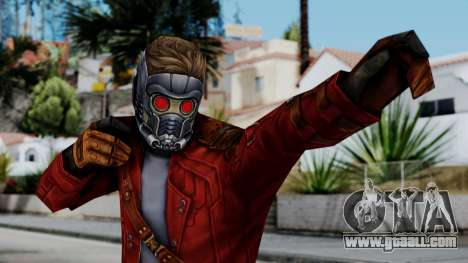 Marvel Future Fight - Star-Lord for GTA San Andreas