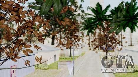 Vegetation Ultra HD for GTA San Andreas
