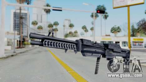 M60 from Vice City for GTA San Andreas