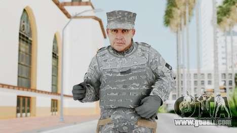 GTA 5 US Marine for GTA San Andreas