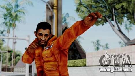 CS 1.6 Hostage 03 for GTA San Andreas