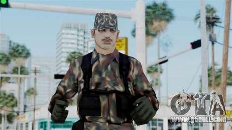 MH x Hungarian Army Skin for GTA San Andreas