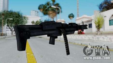Vice City M60 for GTA San Andreas third screenshot