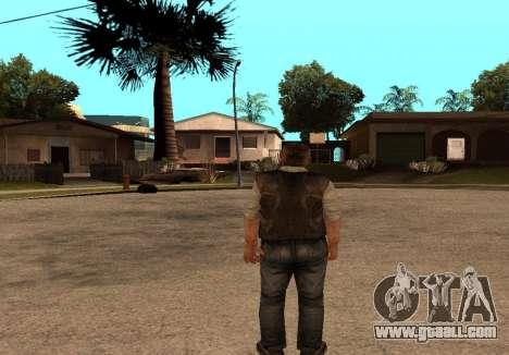 Sidorovich from S. T. A. L. K. E. R for GTA San Andreas third screenshot