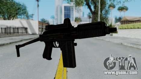 9A-91 Kobra for GTA San Andreas