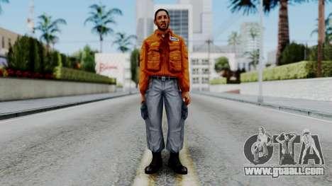 CS 1.6 Hostage 04 for GTA San Andreas second screenshot