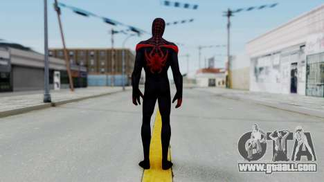 Marvel Future Fight Spider Man Miles v2 for GTA San Andreas third screenshot