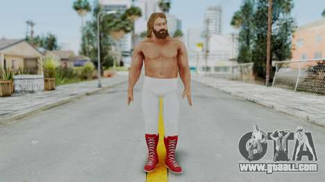 Big John Studd for GTA San Andreas second screenshot