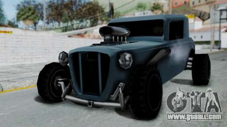 Wrench Rod for GTA San Andreas