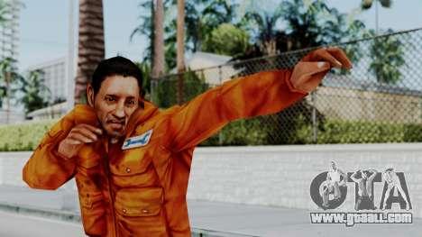 CS 1.6 Hostage 04 for GTA San Andreas