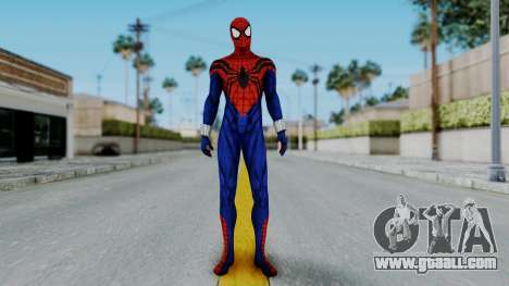 Spider-Man Ben Reilly for GTA San Andreas second screenshot