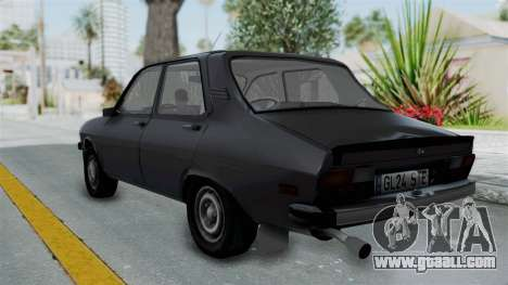 Dacia 1310 TX for GTA San Andreas left view