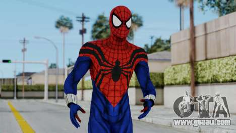 Spider-Man Ben Reilly for GTA San Andreas