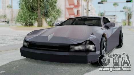 GTA LCS Cheetah for GTA San Andreas