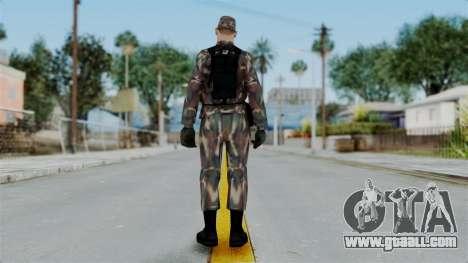 MH x Hungarian Army Skin for GTA San Andreas third screenshot