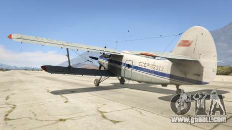 An-2 for GTA 5