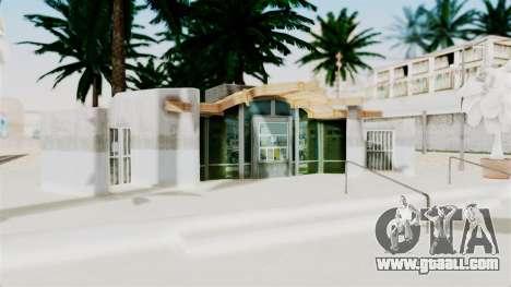 New Beach Textures for GTA San Andreas forth screenshot
