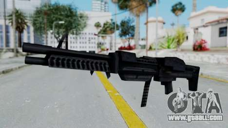 Vice City M60 for GTA San Andreas second screenshot