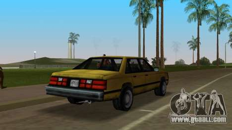 Premier for GTA Vice City right view