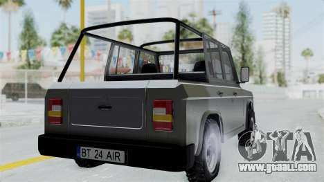 Aro 241 1996 for GTA San Andreas left view
