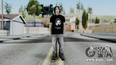 El Gigolo for GTA San Andreas second screenshot
