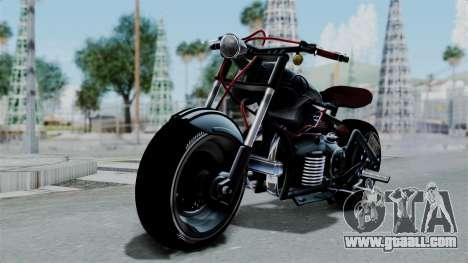Turbike 2.0 for GTA San Andreas