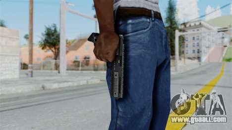 GTA 5 AP Pistol - Misterix 4 Weapons for GTA San Andreas third screenshot