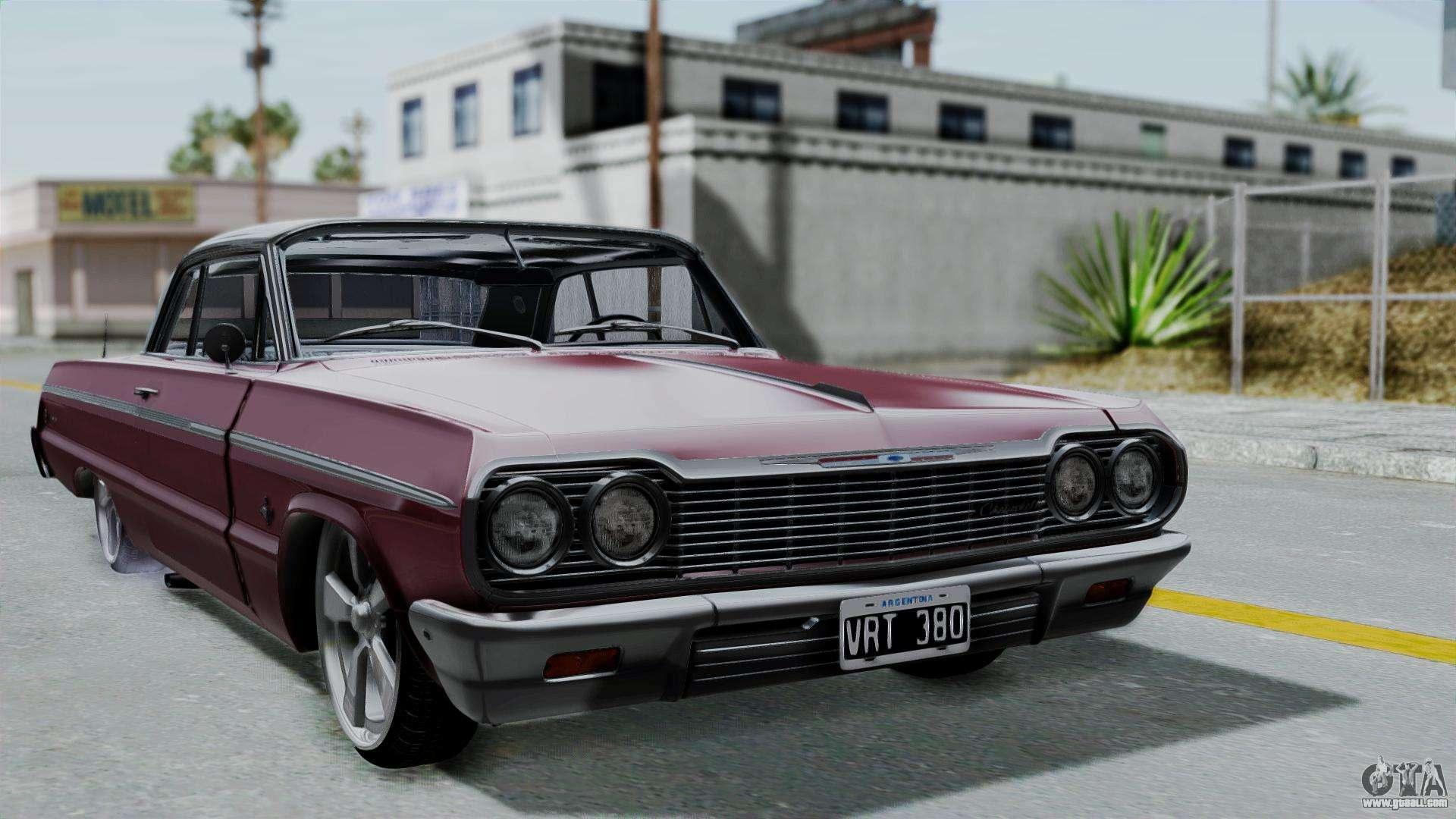 Kelebihan Chevrolet Impala 64 Review