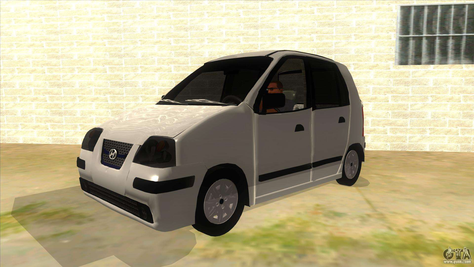 hyundai atos 2006 for gta san andreas. Black Bedroom Furniture Sets. Home Design Ideas
