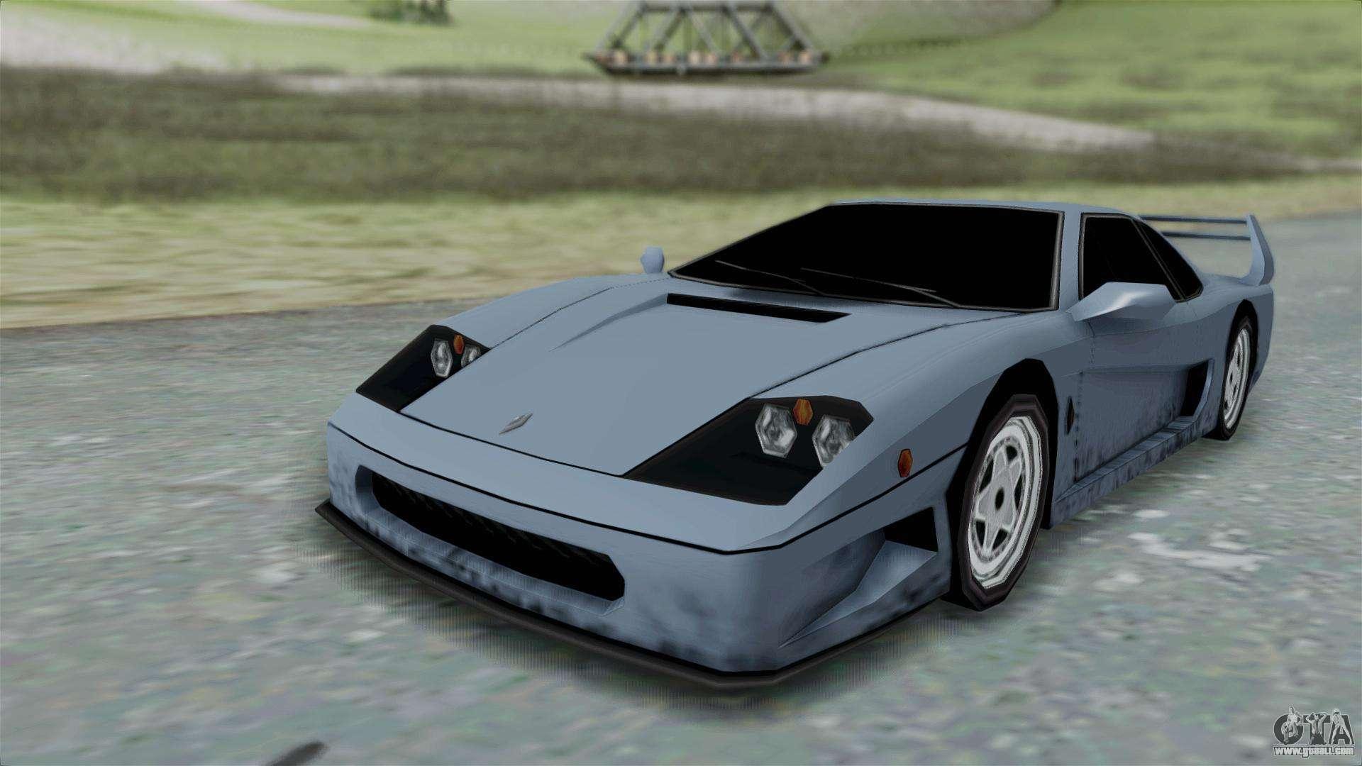 RC Turismo for GTA San Andreas