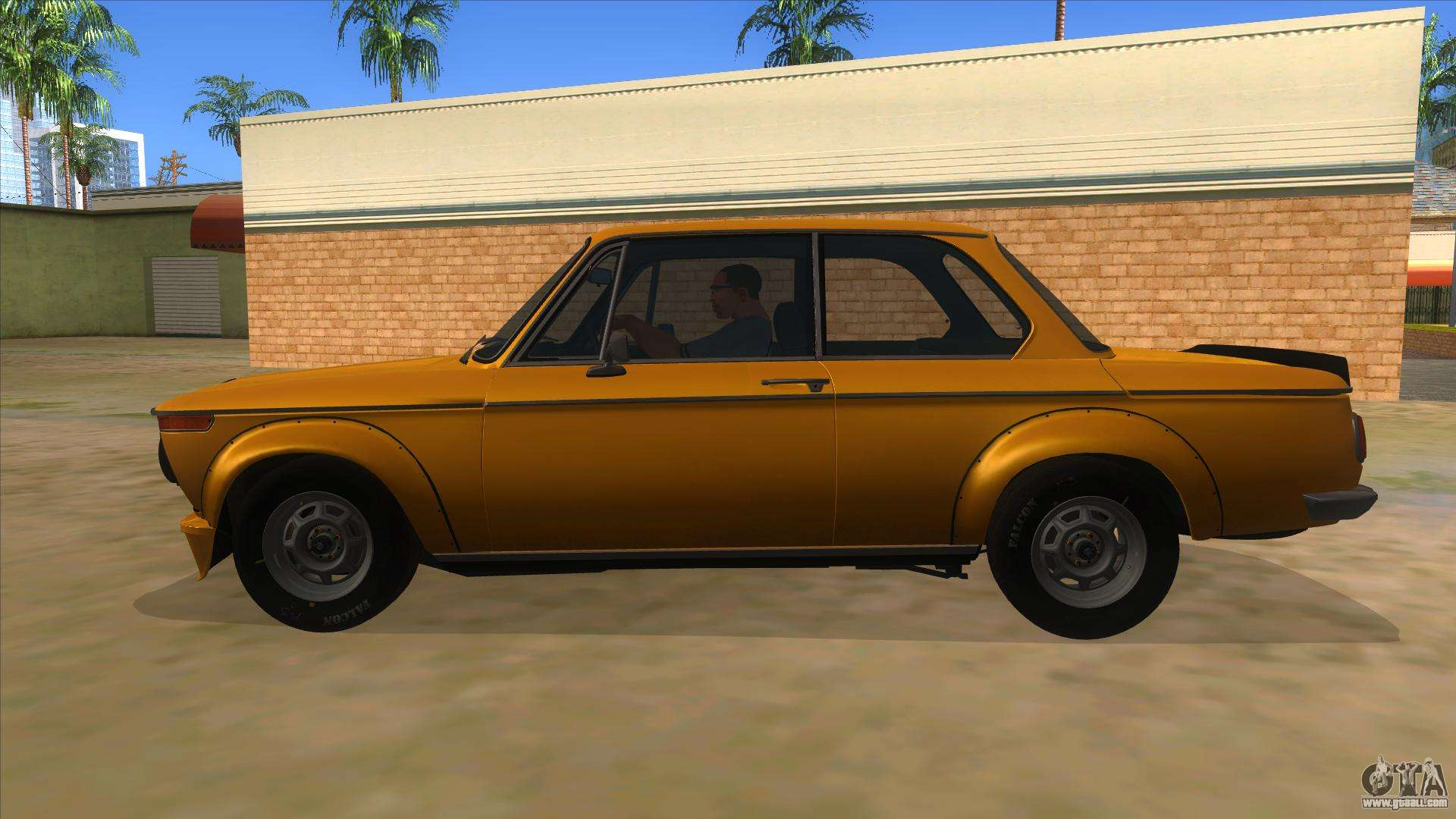 1974 bmw 2002 turbo v1 1 for gta san andreas. Black Bedroom Furniture Sets. Home Design Ideas