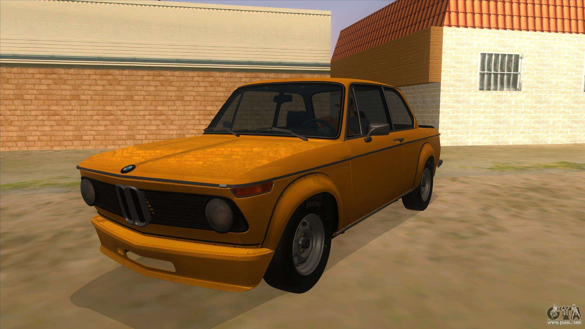 1974 Bmw 2002 Turbo V1 1 For Gta San Andreas