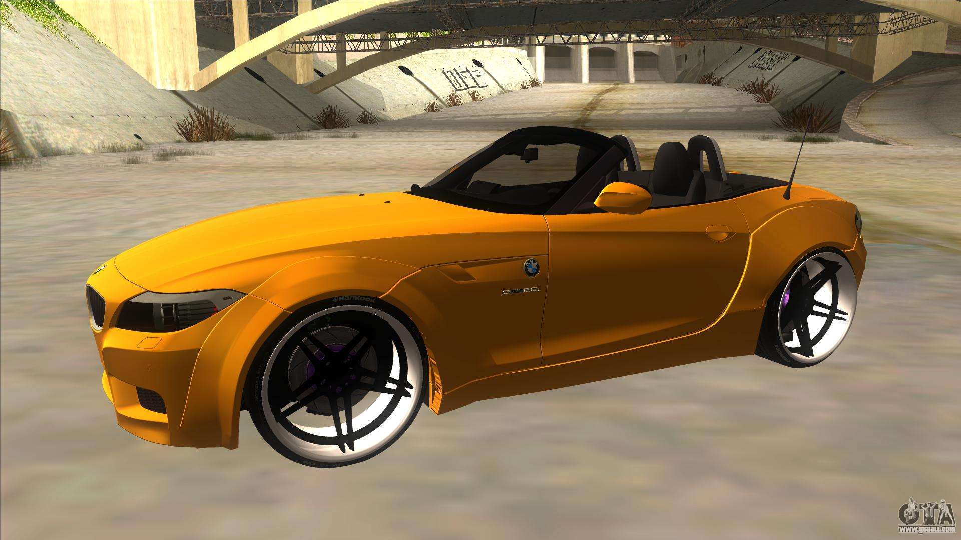 Bmw Z4 Liberty Walk Performance For Gta San Andreas
