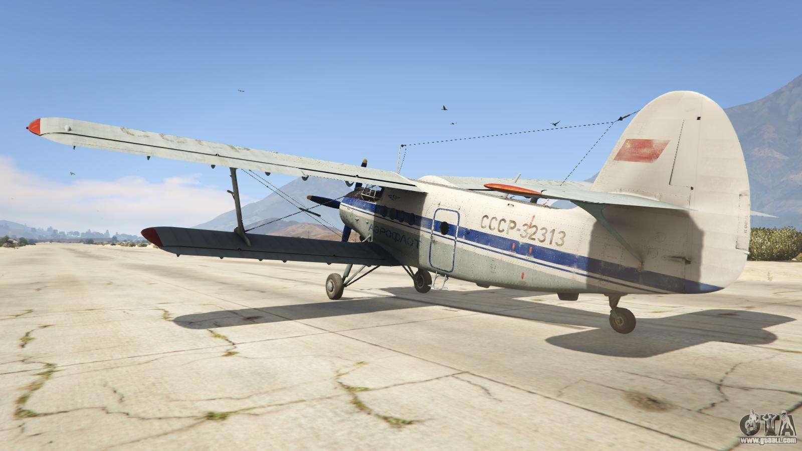 An-2 for GTA 5