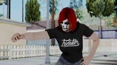 Female Skin 2 from GTA 5 Online for GTA San Andreas