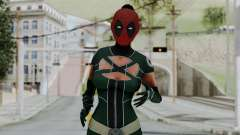 Deadpool The Game - Rogue Pool for GTA San Andreas