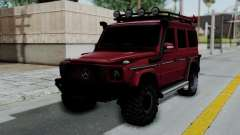 Mercedes-Benz G500 Off-Road v2.0 for GTA San Andreas