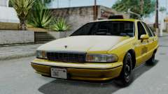 Chevrolet Caprice 1991 Taxi