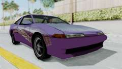 Uranus 2F2F Eclipse PJ for GTA San Andreas