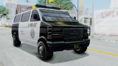 GTA 5 Declasse Burrito Police Transport IVF for GTA San Andreas