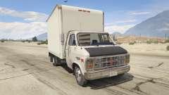 Chevrolet G-30 Cube Truck