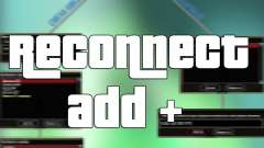 Reconnect Add for GTA San Andreas