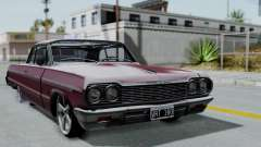 Chevrolet Impala 1964 for GTA San Andreas