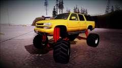 2003 Chevrolet Suburban Monster Truck for GTA San Andreas